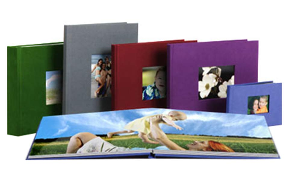 Fuji Fujifilm Galway Photobook from your phone or old family photos