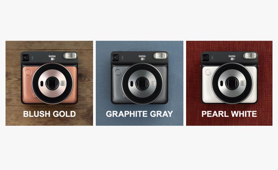 Fuji Fujifilm Galway Instax square sq6