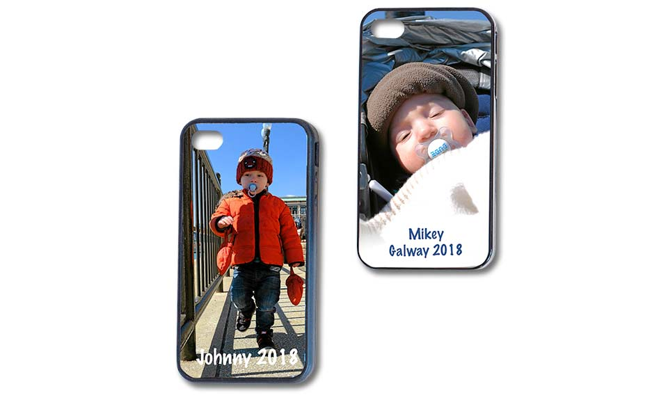 Fuji Fujifilm Galway personalised photo Phone covers