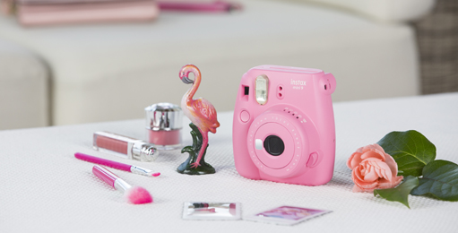Fuji Fujifilm Galway instax mini 9 camera for instant polaroid photos