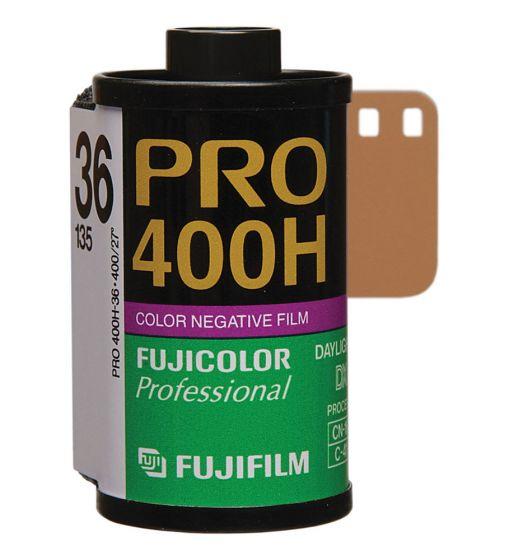 Fujifilm PRO400H 35mm film